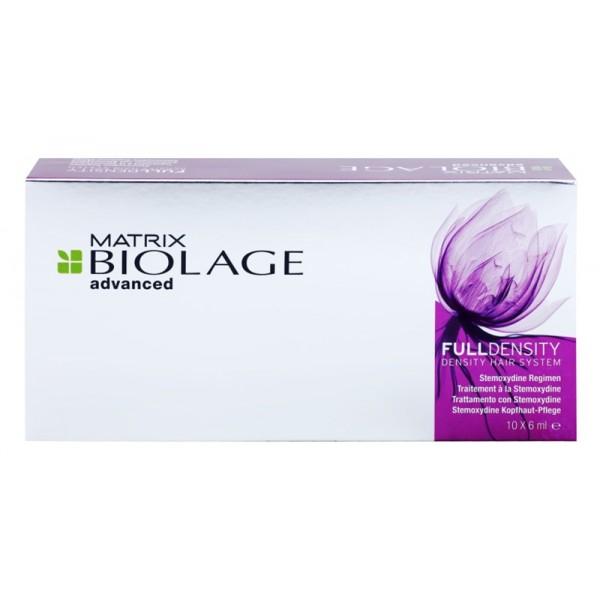 Matrix Biolage Advanced FullDensityhajsűrűség növelőampulla, 10x6 ml