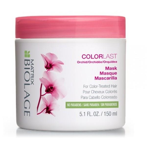 Matrix Biolage Colorlast hajpakolás festett hajra, 150 ml