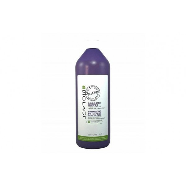 Matrix Biolage Raw Color Care sampon festett hajra, 1000 ml