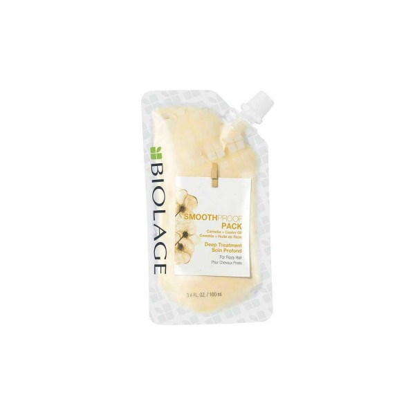Matrix Biolage SmoothProof mélyhidratáló maszk szöszösödő és göndör hajra, 100 ml