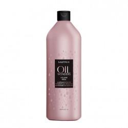 Matrix Oil Wonders Volume Rose balzsam vékonyszálú hajra, 1 l