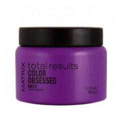 Matrix Total Results Color Obsessed hajpakolás a ragyogó hajszínért, 150 ml