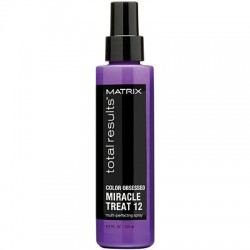 Matrix Total Results Color Obsessed Miracle 12 kondicionáló spray a ragyogó hajszínért, 125 ml
