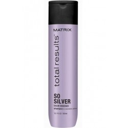 Matrix Total Results Color Obsessed So Silver sampon a ragyogó hajszínért, 300 ml