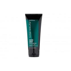 Matrix Total Results Dark Envy hamvasító hajpakolás sötét hajra, 200 ml