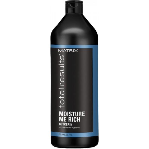 Matrix Total Results Moisture Me Rich balzsam a haj hidratációjáért, 1 l