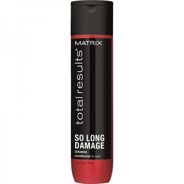 Matrix Total Results So Long Damage megújító balzsam, 300 ml